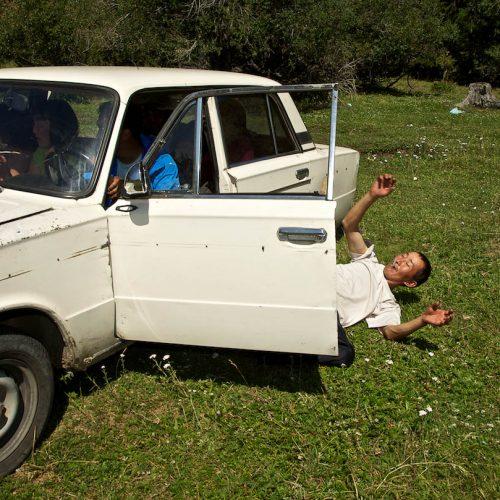 Daily Life in Tuva Republic, Russia