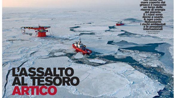 L'Assalto Al Tesoro Artico