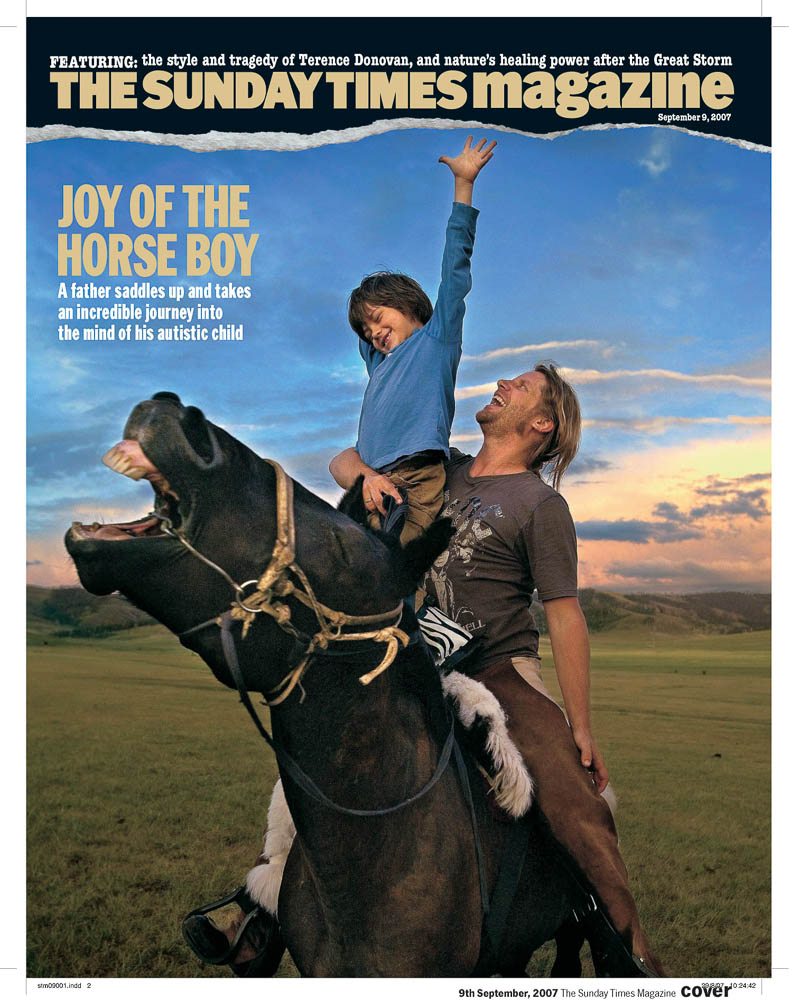 Joy of the Horseboy