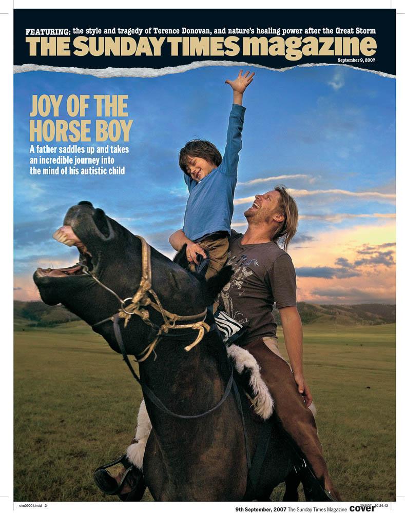 Joy of the Horseboy