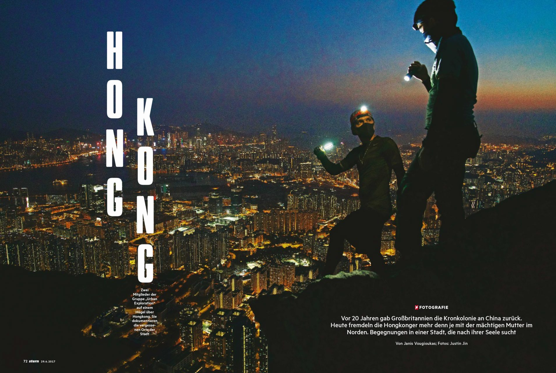 Tearsheet stern HK 20 years 01