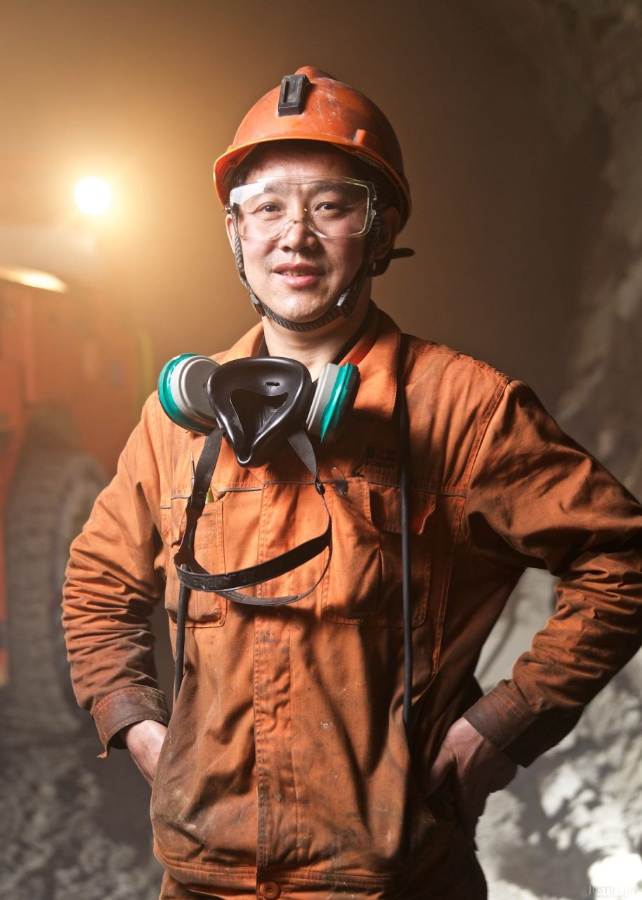 LUO Fu, an operator at the Qingcaichong Mine in Guizhou Kailin Mining Company. He is operating a Sandvik DL331. The Kailin phosphorous mine in Guizhou Province. Kailin Guizhou is the largest phosphorus mine in China, serving the fertilizer industry. Swedish industrial tools producer, Sandvik Mining and Rock Technology solution, is a major provider of tools for Kailin, including a mix of 68 rock drills and loaders and an extensive service agreement.