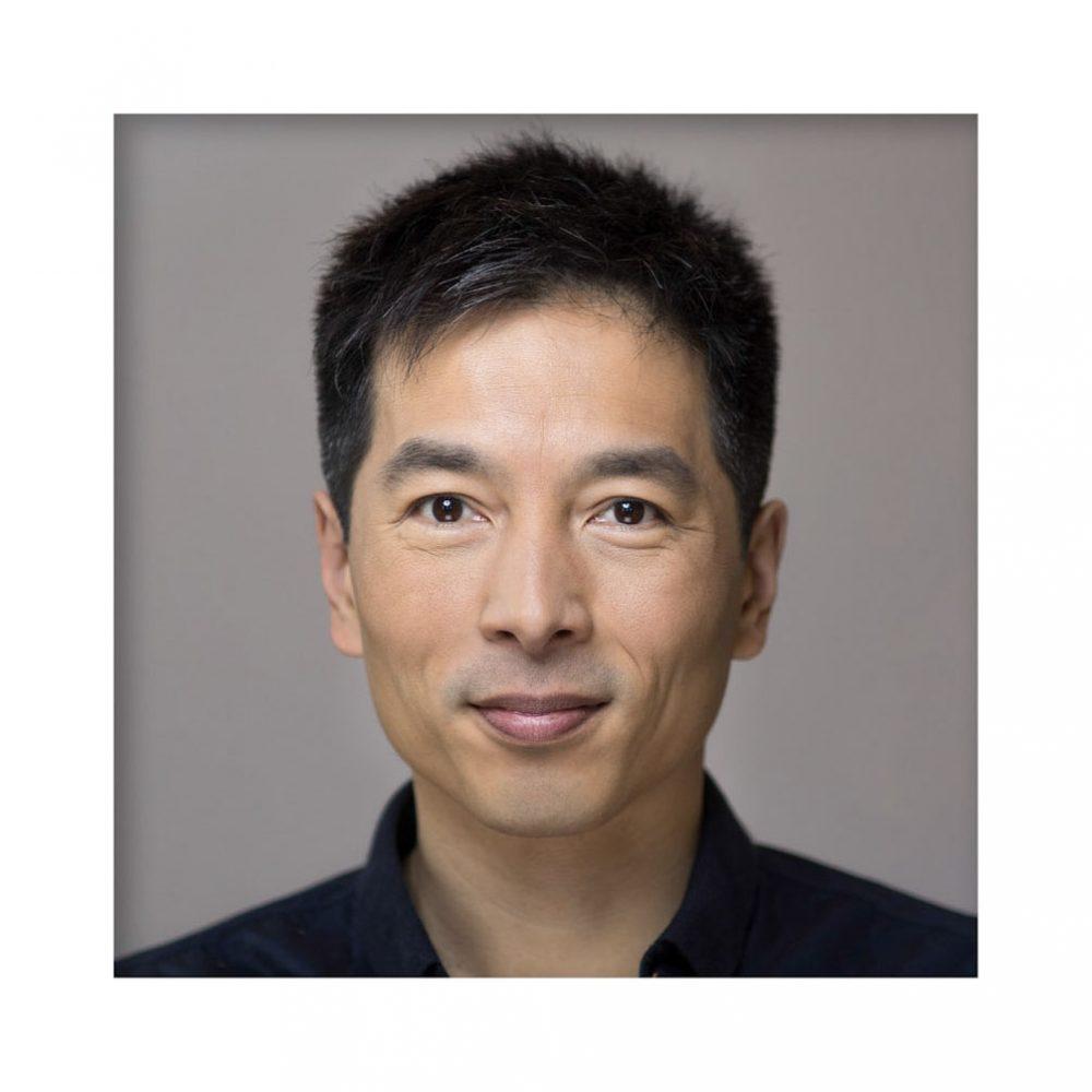 Portrait of Justin Jin