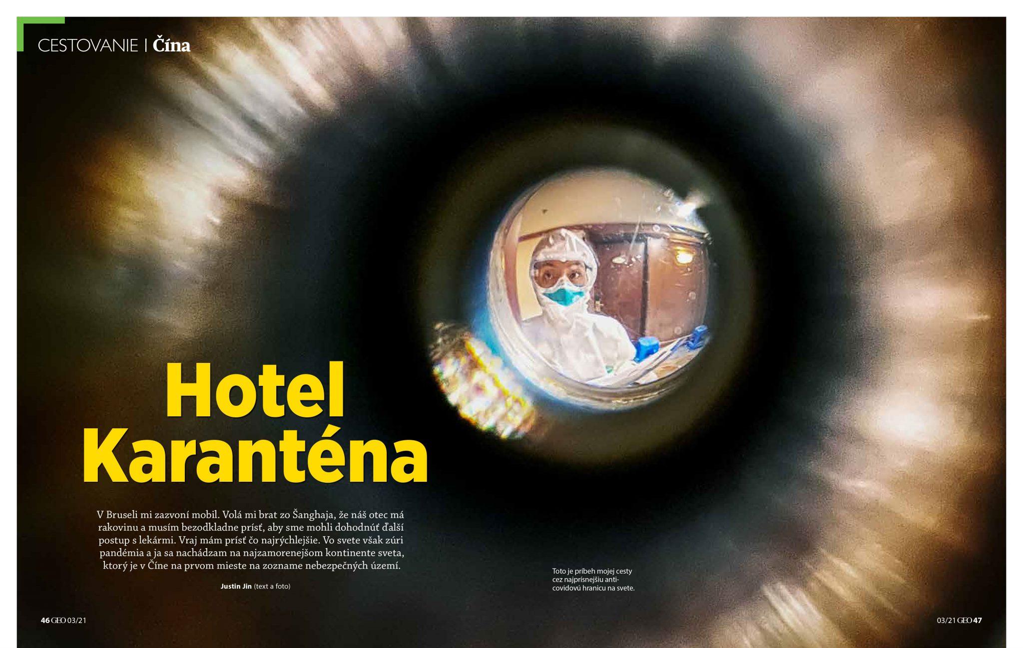 Hotel Karanténa